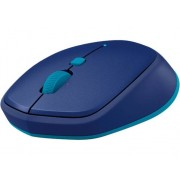 Logitech Ratón LOGITECH M535 (Bluetooth - Azul)