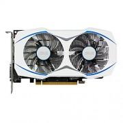Asus Radeon Dual-rx460-o2g grafische kaart (AMD Radeon RX 460, 2 GB gddr5-geheugen, PCIe 3.0, HDMI, DisplayPort, VR ready) Wit