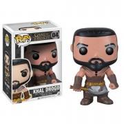 Pop! Vinyl Figura Funko Pop! Khal Drogo - Juego de Tronos