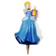 Lumanare figurina 3d Cenusareasa