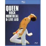 Queen Rock Montreal and Live Aid [DVD]