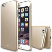 Skin Ringke Eco Slim iPhone 6 Plus Royal Gold + Folie