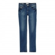 Review for Teens Stone Washed Slim Fit Jeans mit Pailletten-Besatz