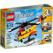 LEGO Creator 31029 Cargo Heli Set New In Box Sealed 132PCS TOY