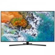 Телевизор Samsung 50NU7402, 50 инча 4K UHD (3840x2160) LED, HDR, 1300 PQI, Mega Contrast, DVB-T2CS2, Dolby Digital Plus, Wi-Fi, UE50NU7402UXXH