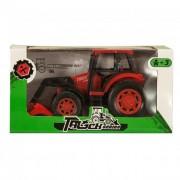 Markolós traktor, piros II