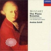 Video Delta Schiff,Andras - Piano Sonatas - CD