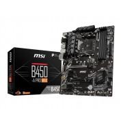 MB, MSI B450-A PRO MAX /AMD B450/ DDR4/ AM4 (911-7B86-030)