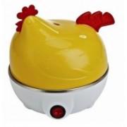Gadgetbucket Electric Boiler Boils Eggs Quite Fast Egg Poacher Steamer, Cooker, Fryr H6U117 Egg Cooker(7 Eggs)