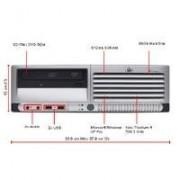 HP Compaq DC5100 SFF