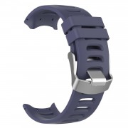 Silicone Watch Strap Replacement Wristband for Garmin Forerunner 610 - Grey