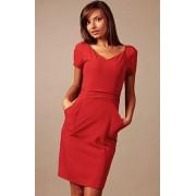 Michele sukienka (czerwony)