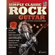 Schott Music Simply Classic Rock Guitar