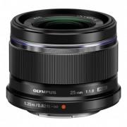 Olympus 25mm F1.8 Obiectiv Olympus MFT, negru