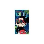 Disney Mickey Mouse badlaken/strandlaken 70 x 120 cm