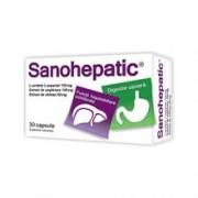 Sanohepatic Zdrovit 30cps