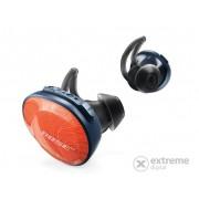 Casti Bose® SoundSport® Free TWS Bluetooth, portocaliu-albastru
