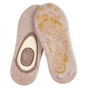 Falke Ballerina Ballerina Women No Show Socks Nut Mel