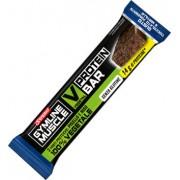 Enervit Spa Gymline Muscle Vegetal Protein Bar Cioccolato Fondente E Mirtillo 60 G