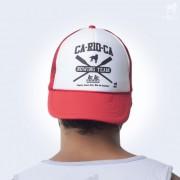 CA-RIO-CA Rowing Team Hat Red/White CRC-H103303