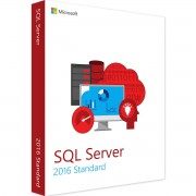 Microsoft SQL Server 2016 Standard - 2 Core Edition