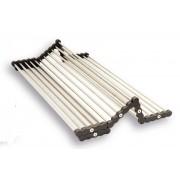 Elleci Rollmat ARI01300 összecsukható edényszzárító rács - inox