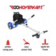 GoRacer HoverKart Racing White