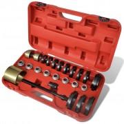 vidaXL Комплект инструменти за смяна на колесни лагери за VW, Audi и други