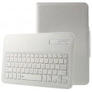 Samsung Galaxy Tab A 10.1 (2016) T580, T585 Bluetooth Keyboard Case - White