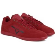 Diesel HAPPY HOURS S-AARROW Sneakers For Men(Red)