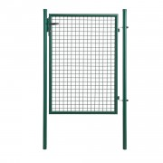 Градинска порта, 175 x 106 cm, Зелена