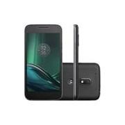 Smartphone Moto G 4 Play Dual Chip Android 6.0 Tela 5'' 16GB Câmera 8MP - Preto