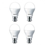 Philips Ace Saver 9W LED Bulb 6500K (Cool Day Light) - Pack of 4