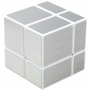 2X2 Cubo Magico(Wiredrawing De Plata) Shengshou - Base Blanca