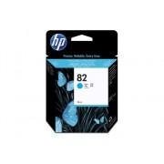 HP Tinta HP 82 28-ML Cian