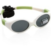 Polaroid Oval Sunglasses(For Boys & Girls)