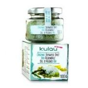 Condiment Sare de Mare cu Alge Marine Bio Kulau 100gr