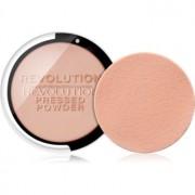Makeup Revolution Pressed Powder polvos compactos tono Porcelain 7,5 g
