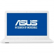 Laptop Asus VivoBook Max X541NA-GO010 15.6 inch HD Intel Celeron N3350 4GB DDR3 500GB HDD White