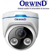 ORWIND VISION DOME HD+ 2MP 1080P IP Dome Camera Network P2P Indoor Security Night Vision CCTV HD Camera