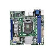 ASRock E3C226D2I - Carte mère Mini ITX Socket 1150 Intel C226 Aspeed AST2300 - 6x SATA 6Gb/s - 1x PCI Express 3.0 16x - 2 x Gigabit LAN