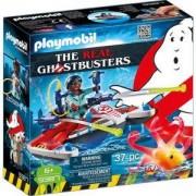 Комплект Плеймобил 9387 - Зедмор със скутер, Playmobil, 2900375
