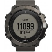 Ceas activity tracker outdoor Suunto Traverse Graphite SS022226000 (Negru/Gri)