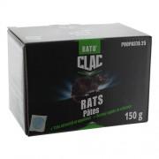 PROTECTA RATU'CLAC Pâtes Spécial Rats 150 g