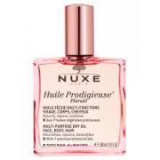 Nuxe Huile Prodigieuse Florale Visage-Corps-Cheveux 100 ml - Flacon-Vaporisateur 100 ml
