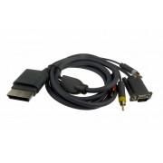 VGA en AV Video Kabel voor de Xbox 360