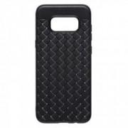 Husa USKUS pentru Samsung Galaxy S8 Plus G955 Leather Autofocus Silicon Neagra