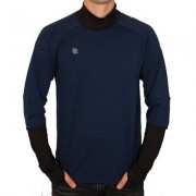 Robey - Turtleneck Sweater - Navy