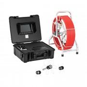 """Inspekční kamera - 60 m - 42 LED - 9"""" displej"""