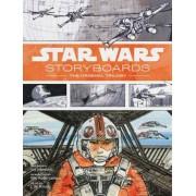 Star Wars Storyboards: The Original Trilogy, Hardcover